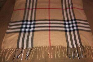Pashmina-Silk-Plaid-Beige-Black-Red-Check-Patterned-Scarf-Fringe
