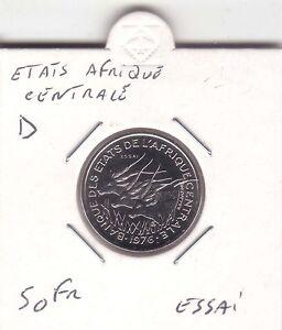 ESSAI-50-FRANCS-ETATS-AFRIQUE-CENTRALE-LETTRE-034-D-034
