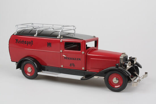 Märklin 1989 modello di auto furgoni perfette condizioni CONFEZIONE ORIGINALE