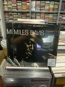 Miles Davis LP Kind Of Blue Limited Edition Transparent Vinyl Versiegelt