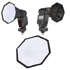 "20cm/8"" Octagon Photo Studio Flash Softbox Diffuser For Yongnuo Canon Speedlite"