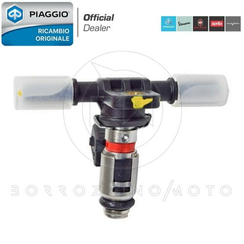 INIETTORE CORPO FARFALLATO COMPLETO ORIGINALE PIAGGIO X9 EVO 500 2003 2004 2005