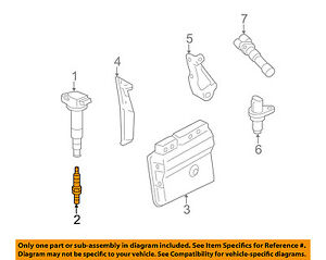 s l300 toyota oem ignition spark plug 9091901275 ebay