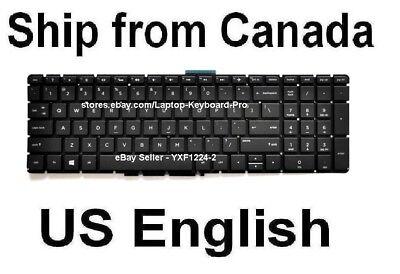 Keyboard for HP Pavilion 15-AU018ca 15-AU028ca 15-AU023ca 15-AU038ca 15-AU043ca