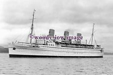 pu0881 - Canadian Pacific Liner - Empress of Japan , built 1929 - photograph
