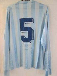 German-lower-league-Match-Worn-Home-Football-Shirt-Size-Medium-8640