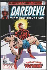 DAREDEVIL #164 1980 (2002 reprint) VOLUME 1 Marvel FRANK MILLER