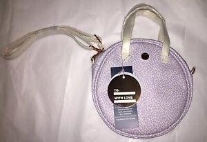 Crossbody-Bag-Lavender-Purple-Sling-Purse-NWT