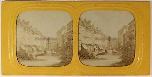 Fontana-Da-La-Vergine-Sughero-Belgium-Foto-Stereo-Diorama-Vintage-Albumina-c1870