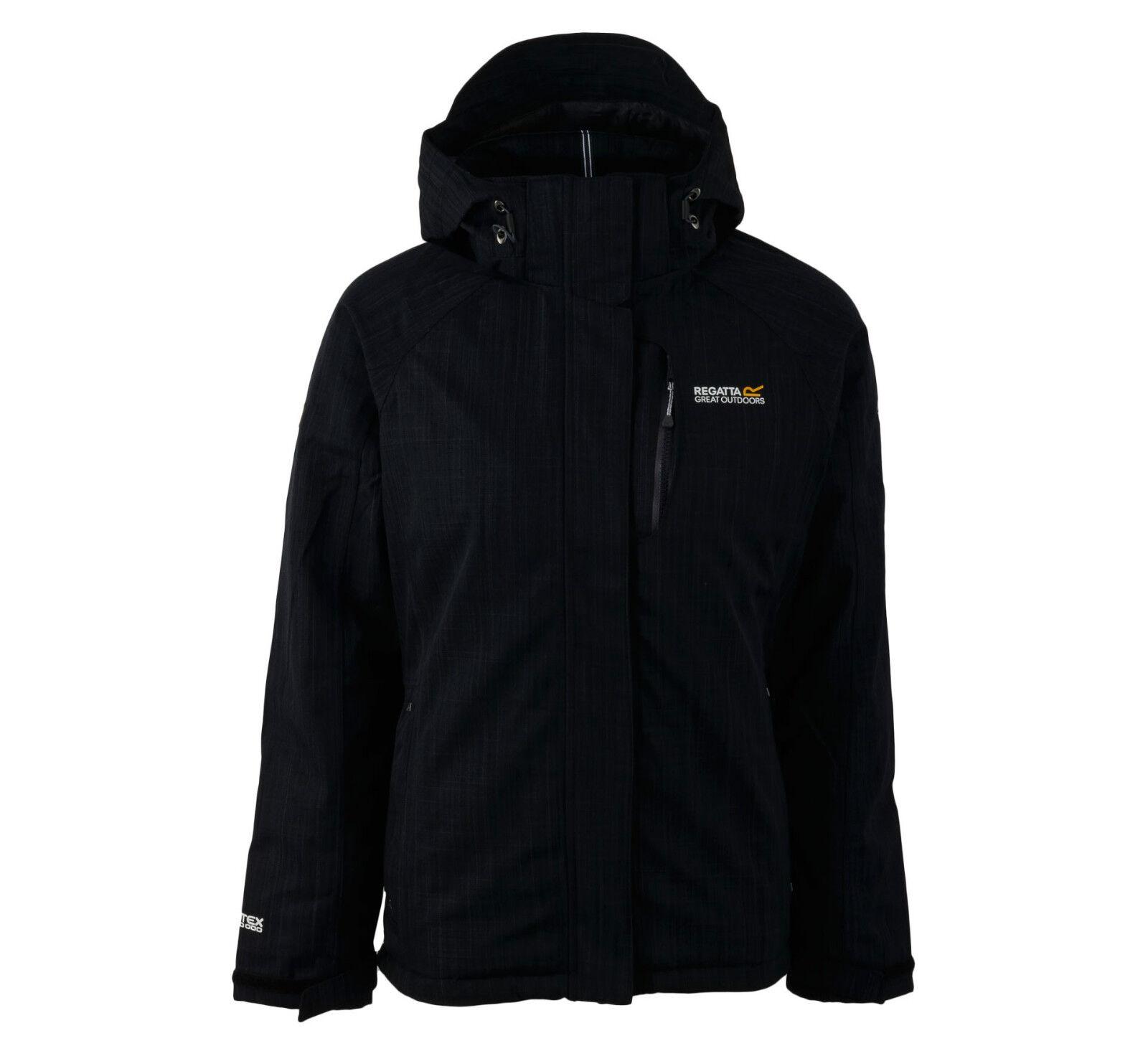 Regatta hiperespacial señora invierno chaqueta forro cálido sobre tamaño hasta 52 PVP a partir de