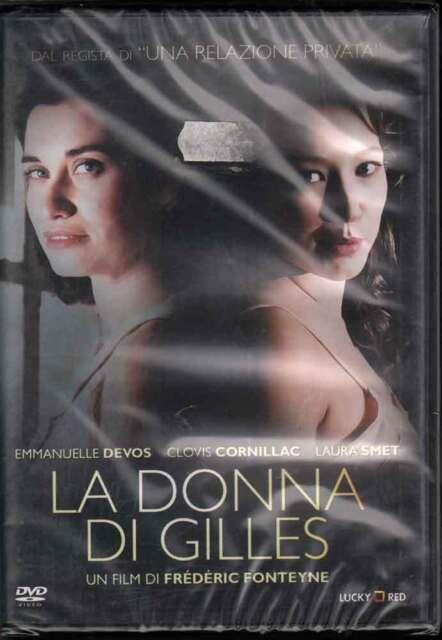 La Donna Di Gilles DVD Emmanuelle Devos / Clovis Cornillac Sig 8029893062348
