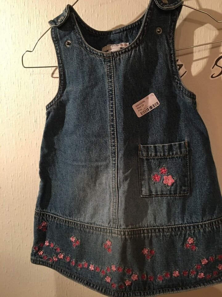Kjole, Cowboy kjole, H&M
