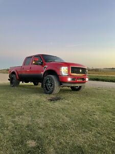 2009 Ford F 350 fx4