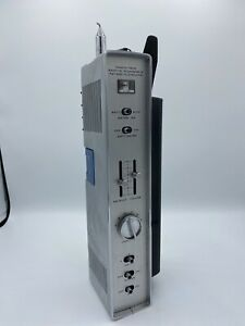 Fanon-T-909-T909-Citizens-Band-Transceiver-CB-Radio-6-Channel-5-Watts-VTG-Tested