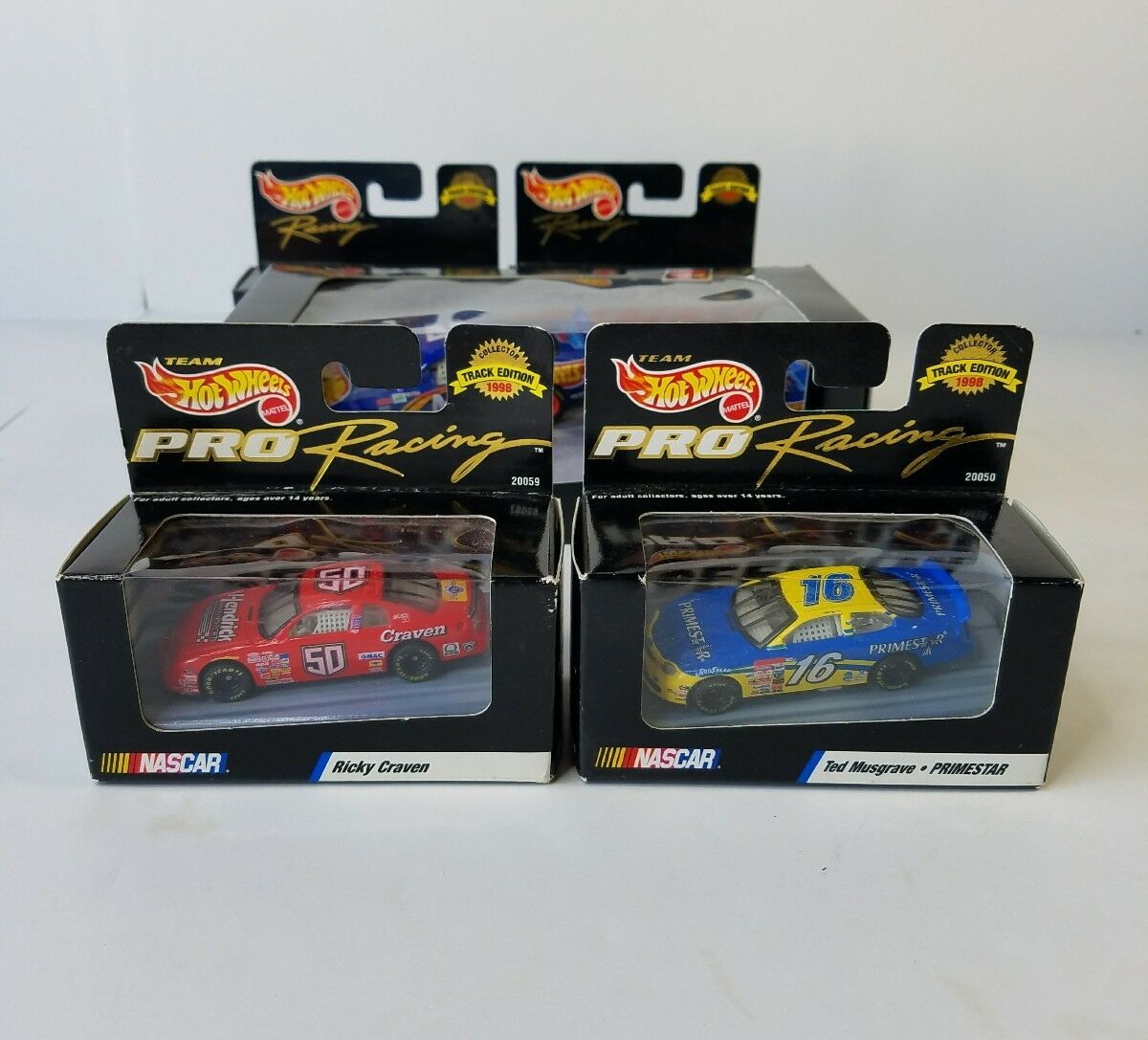 Vtg 1997-98  Mattel Mattel Mattel Hot Wheels 5-Lot 1 43 1 64 Scale NIB 87c5f4