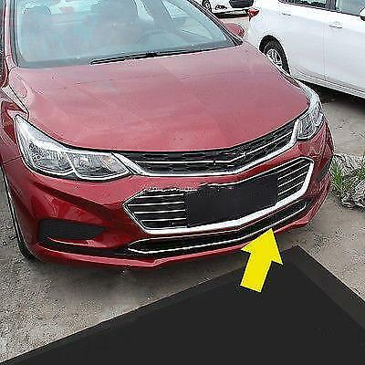 Chrome front Bumper Protector sill plate cover trims For Chevrolet Cruze 2017