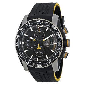 Tissot-PRS-516-Automatic-Chronograph-Black-Dial-Black-Rubber-Mens
