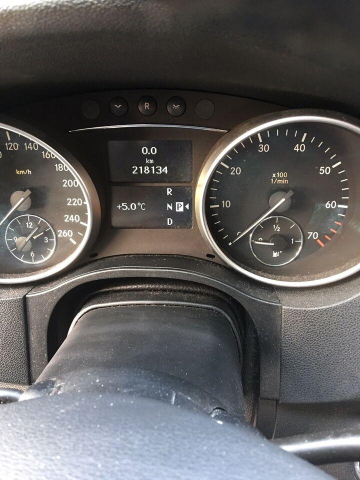 Mercedes ML350, 3,5 aut. 4-M, Benzin