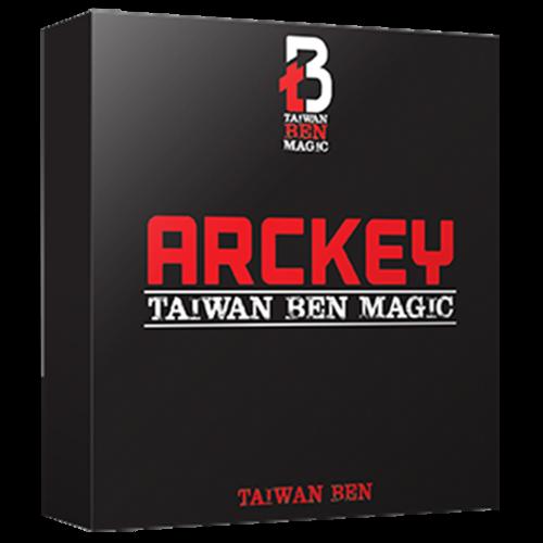 ArcKey Straightening Key by Taiwan Ben