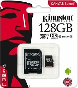 Kingston-Micro-SD-SDHC-128GB-memory-Card-Class-10-with-SD-Adaptor