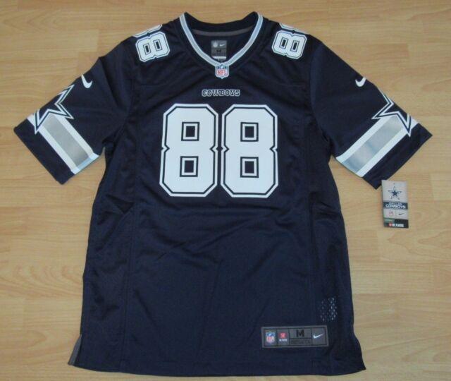 48ee95346 Nike Dallas Cowboys Dez Bryant  88 Game Jersey Size Men s Medium -  100  Retail