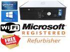 Dell Optiplex 780 SFF Core 2 Duo 3.0 Ghz 4GB 160GB Windows 10 Pro Wifi
