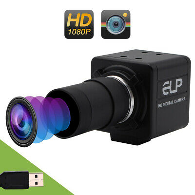 2MP Linux Full HD OV2710 USB Camera Android 60fps at 720P with 5-50mm Varifocal