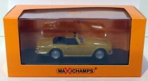 Maxichamps-1-43-Scale-Diecast-940-132571-1968-Triumph-Orange