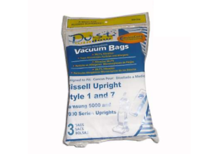 Bissell Style 7 Vacuum Bags Type Vac 840DW Dust Window Micro Allergen Filtration