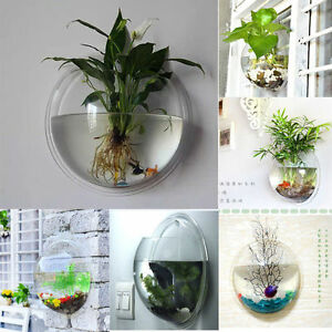 Indoor outdoor garden wall mounted plastic plant pot for Cache pot exterieur