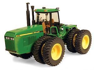 ERT16196 - Tracteur Plow city 2010 John Deere 8760 8 roues  - 1 32