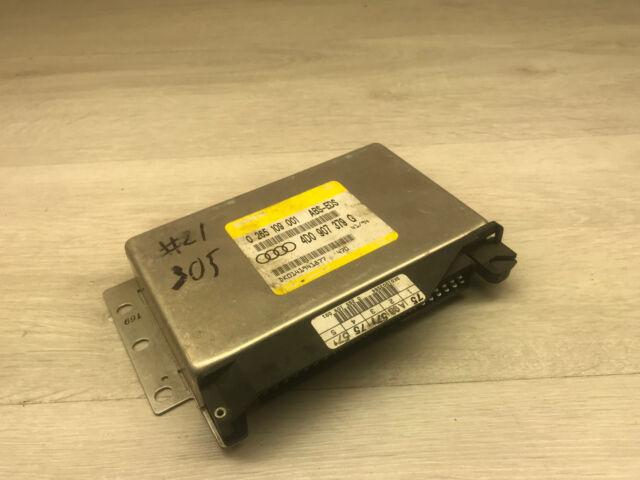 A69 Audi A4 Abs-Eds Unidad de Control 0265109001/4D0907379G