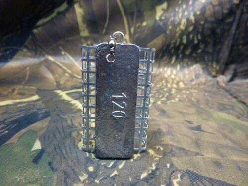 Angelblei Feederkorb Köder Korb 5 Futterkörbe Futterkorb 5 x 100 g.