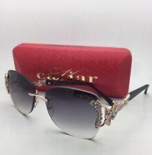 dd03920e9b94 item 3 New CAVIAR Sunglasses M 6855 C.55 58-16 135 Rose Gold   Black Rimless  w Crystals -New CAVIAR Sunglasses M 6855 C.55 58-16 135 Rose Gold   Black  ...