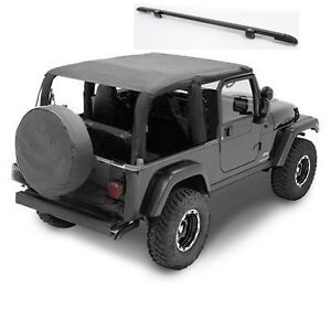 Image Is Loading 2004 2006 Jeep Wrangler Unlimited Extended Top