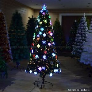 Led Fiber Optic Christmas Trees.Details About 2ft To 6ft Snowflake Led Fibre Optic Christmas Tree Light Up Colourful Xmas Tree