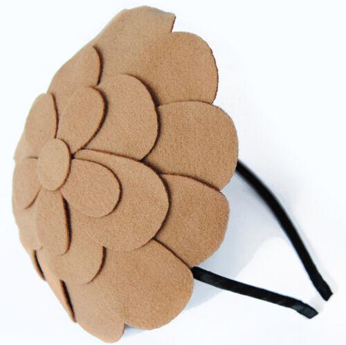 Haarschmuck Haarreif mit Blumen-Charm Girl Serie 8-Wunderschön-Kopfschmuck