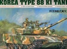 A tromba - Corea Carro armato Tipo 88 K1 Serbatoio Modello Kit - 1:35 PUNTA