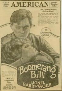 Boomerang-Bill-Lionel-Barrymore-Movie-Ad-1922