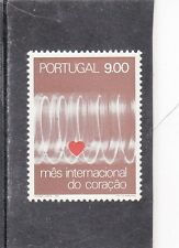 PORTUGAL WORLD HEALTH DAY (1972)  MNH (**)     TOP VALUE SET