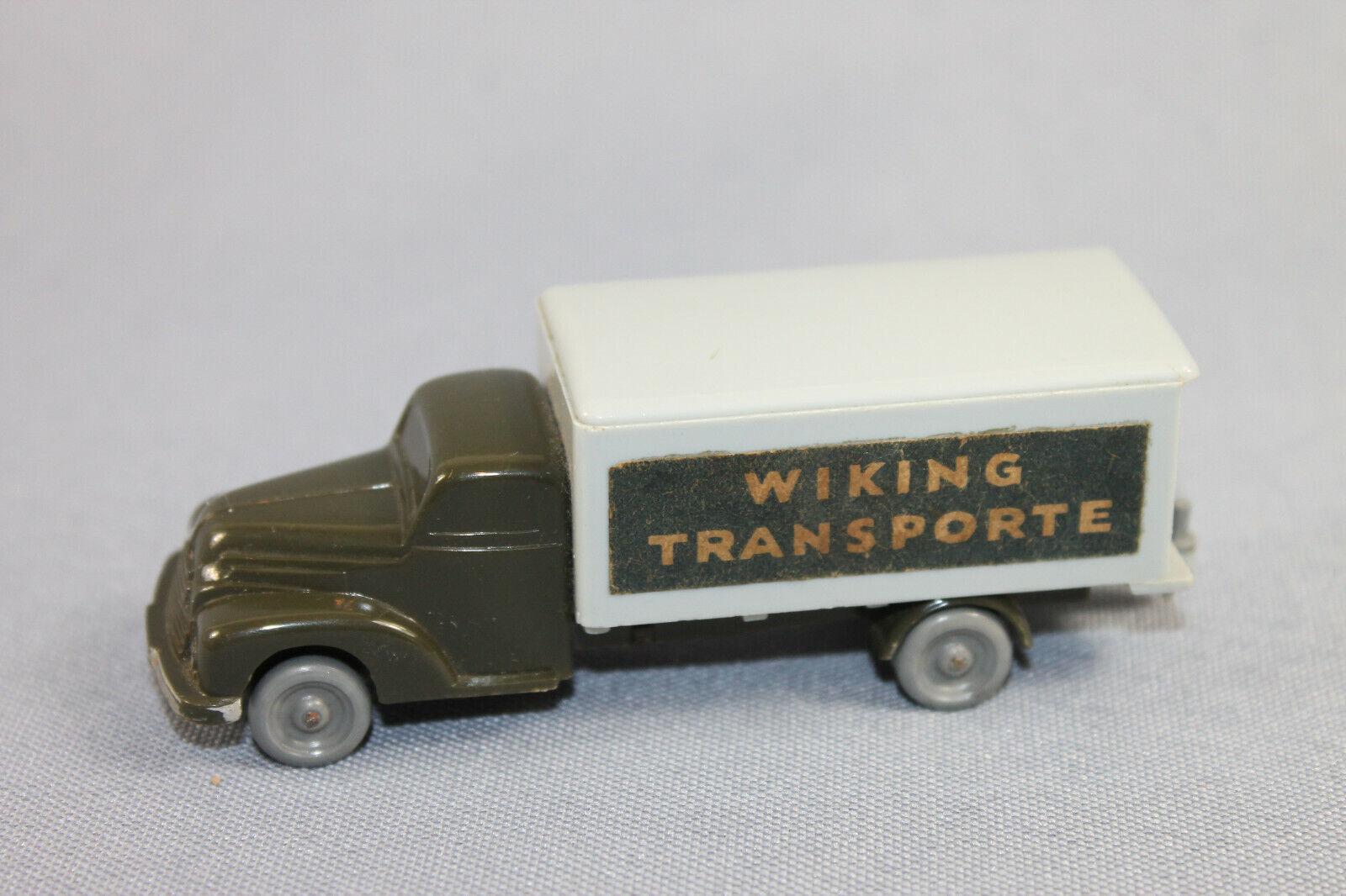 cómodamente Wiking 176 176 176 1 C caso camión Ford (caso plano) sin esmaltar escala 1 87  precios ultra bajos