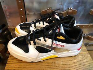 91d578c13a32 Details about Reebok Voltron Phase 1 Men s Athletic Tennis Shoes Size 7 Great  Condition