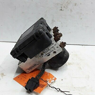 ABS PUMP WITH TRACTION CONTROL CHRYSLER CONCORDE 2002 2003 2004