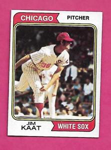 1974-TOPPS-440-WHITE-SOX-JIM-KAAT-NRMT-MT-CARD-INV-A8583