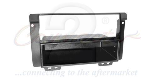 Connects2 CT24LR01 Car Stereo Single Din Fascia Panel to fit LR Freelander 04-06