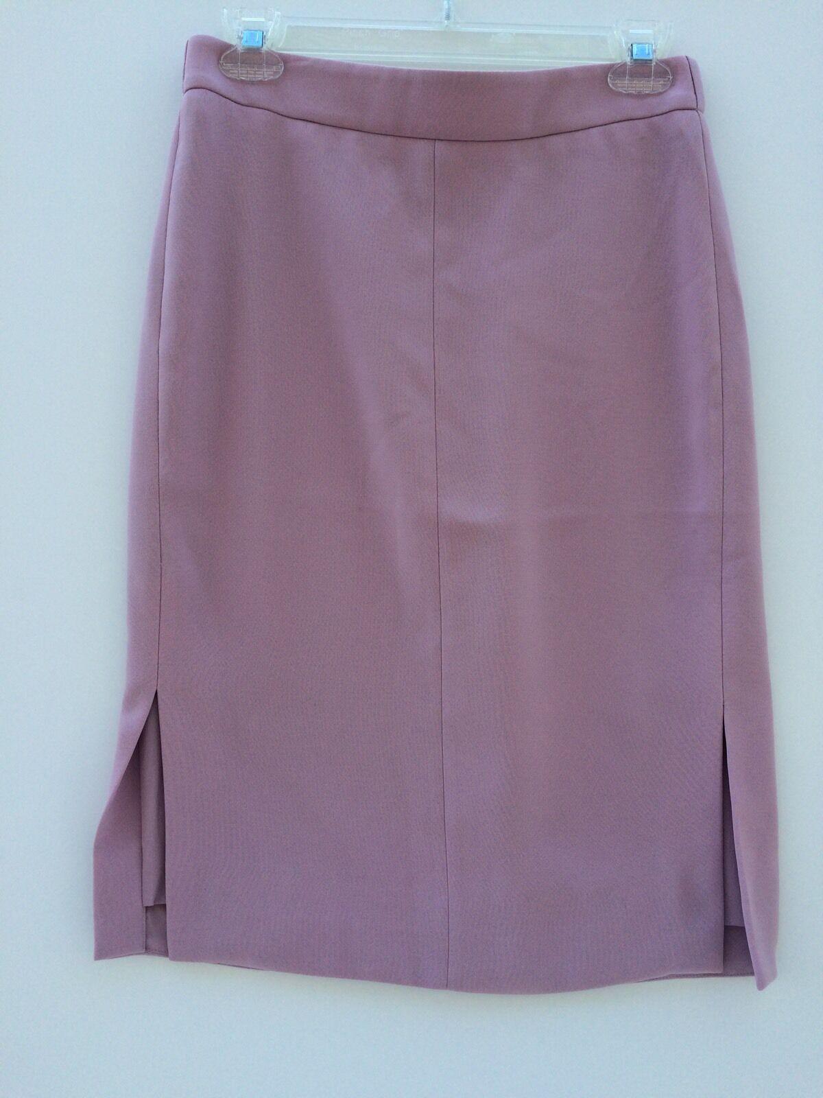 J Crew Womens Pale purplec Skirt Sz.0