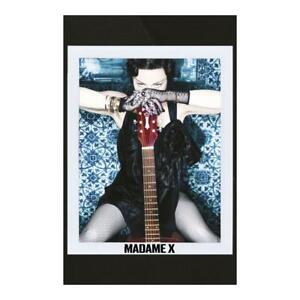 Madonna-Madame-X-New-Limited-Edition-Cassette-Album