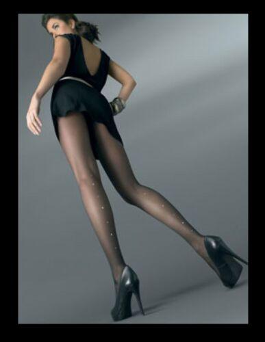 Retro Limited Ed ARISTOC Fashion Pantyhose tights /& Stay Ups by Fiorenza Cavalli