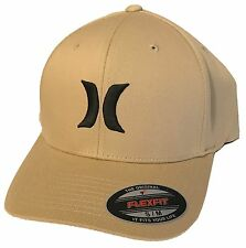 best service 83fe2 19f80 HURLEY FLEX FIT FITTED YUPOONG HAT CAP-SIZE S M, L XL