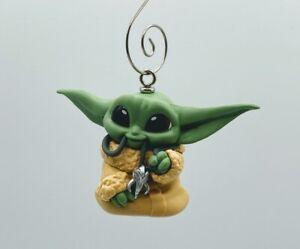 Star Wars The Mandalorian Froggy Snack THE CHILD BABY YODA Christmas Ornament